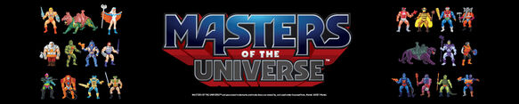 Masters Of The Universe! - Shop Now!
