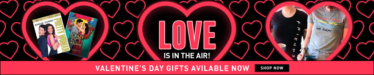 2020 Valentine's Shop: Love is in the Air - Valentine's Day Gifts Available Now