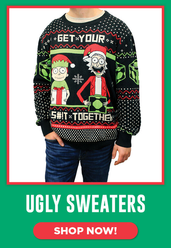 Holiday 2019 Ugly Sweaters