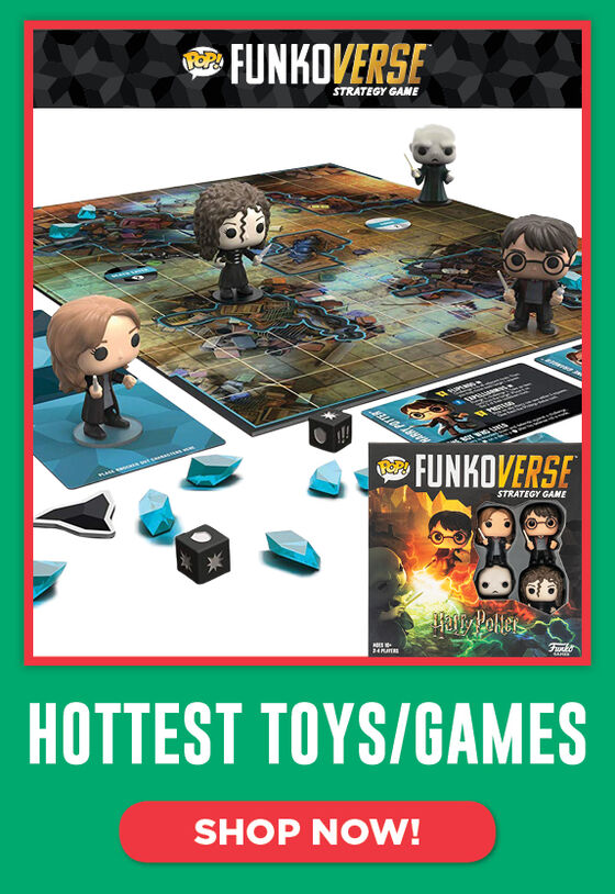 Holiday 2019 Holiday Hottest Toys and Games