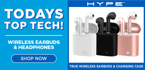 Top Tech - Sound Era + Hype True Wireless
