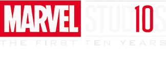 Marvel Studios 10th Anniversary Exclusive Tee, Hat, and Sock Box