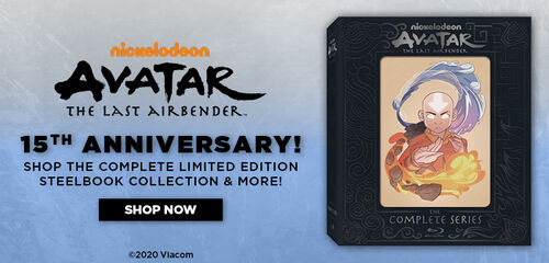 Avatar 15th Anniversary Complete Series - Available now!