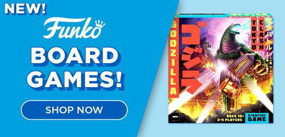 Funko Board Games! - Godzilla - [Tokyo Clash] - Shop Now!