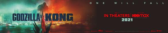 Godzilla Vs. Kong 2021 - Shop Now!