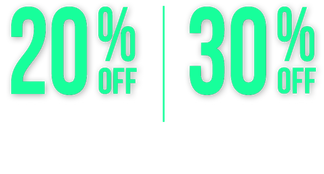 Primary Slider - Buy 2 or more new get 20% off or buy 3 or more used get 30% off (excludes Pre-order, sale and exclusives)