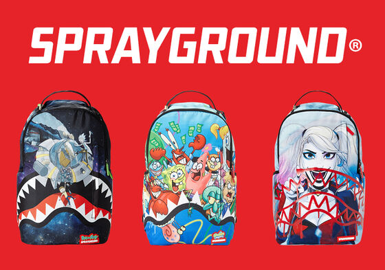 Sprayground Backpacks