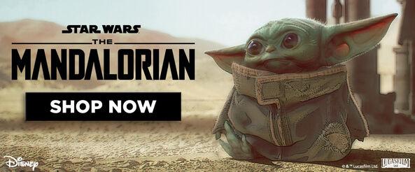 Shop Star Wars: The Mandalorian