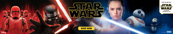 Shop Star Wars: Rise of the Sky Walker