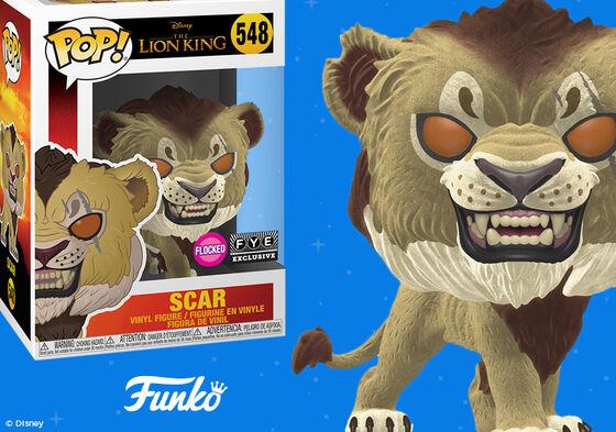 Exclusive Funko Pop Vinyl!