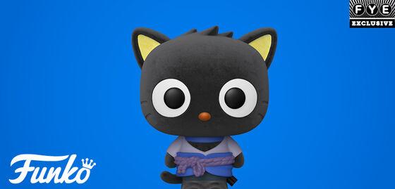 Funko Pop Sanrio X Naruto Flocked Chococat - Shop Now!