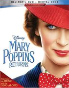 Shop Disney - Mary Poppins on DVD/BR