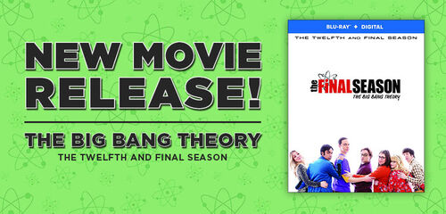 Big Bang Theory: Last Season - Now available!