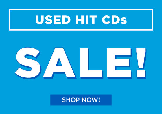Hit Used CDs On Sale