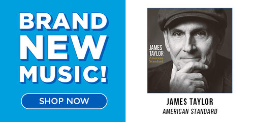 New CD Releases Now Available (featuring: James Taylor- American Standard; Five Finger Death Punch-F8; Tycho-Simulcast)
