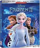 Shop Disney - Now Available on home video: Frozen II