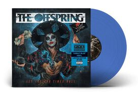 The Offspring - Let The Bad Times (Exclusive Cobalt Blue Vinyl)
