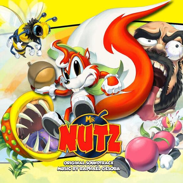 Raphael Gesqua - Mr Nutz (Original Soundtrack)