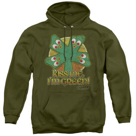 Gumby Kiss Me - Adult Pull-over Hoodie -