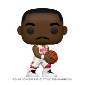 Funko Pop! NBA: Legends- Hakeem Olajuwon (Rockets Home)
