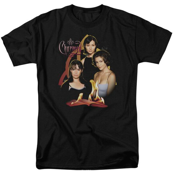 CHARMED ORIGINAL THREE-S/S T-Shirt