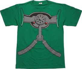 Tank Back Novelty Costume T-Shirt