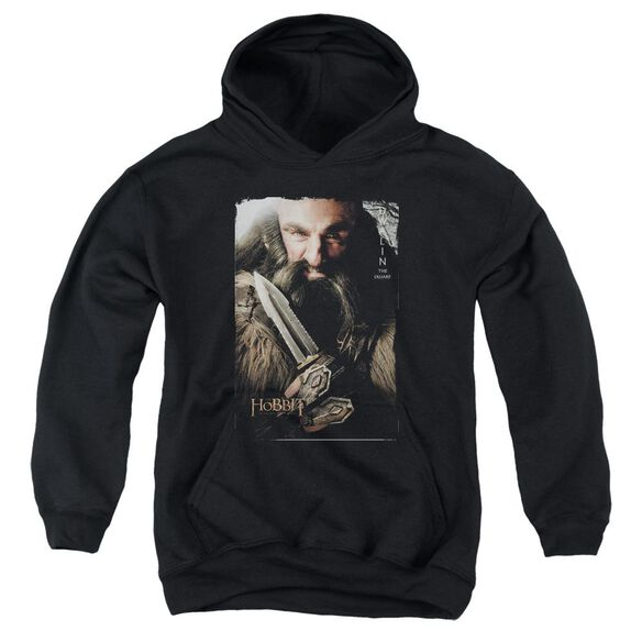 The Hobbit Dwalin Youth Pull Over Hoodie