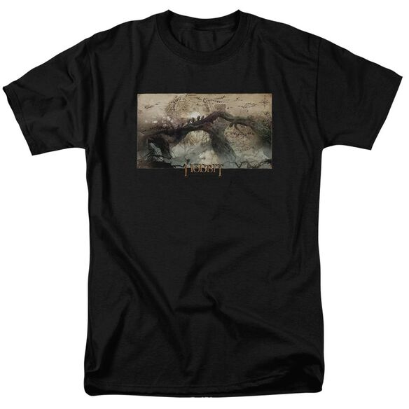 Hobbit Epic Journey Short Sleeve Adult T-Shirt