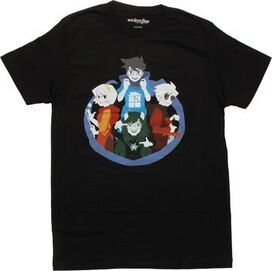 Homestuck Lets Play Kids Mighty Fine T-Shirt