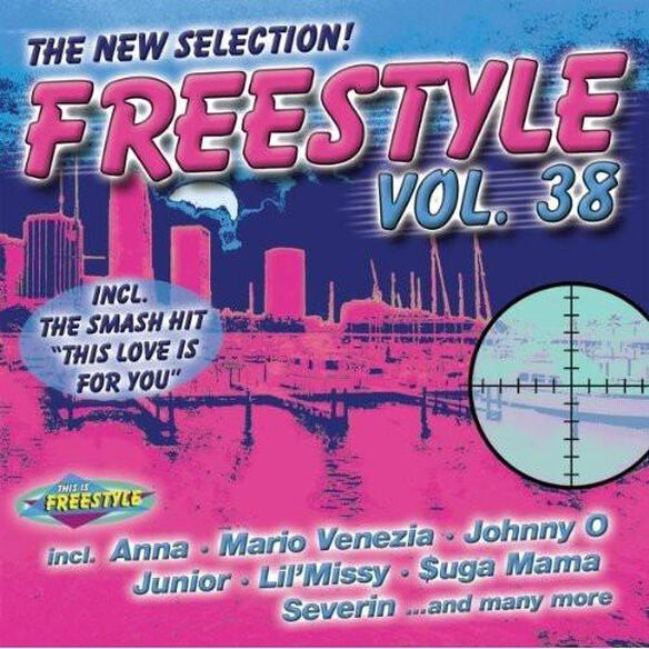 Freestyle 38 / Various