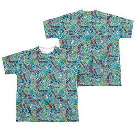 Teen Titans Go Jumble FB Dye Sub Youth T-Shirt