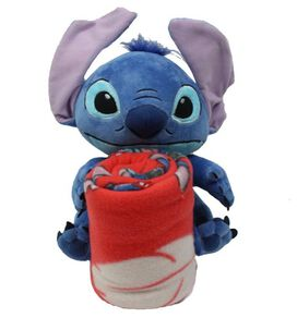 Stitch Hugger & Blanket
