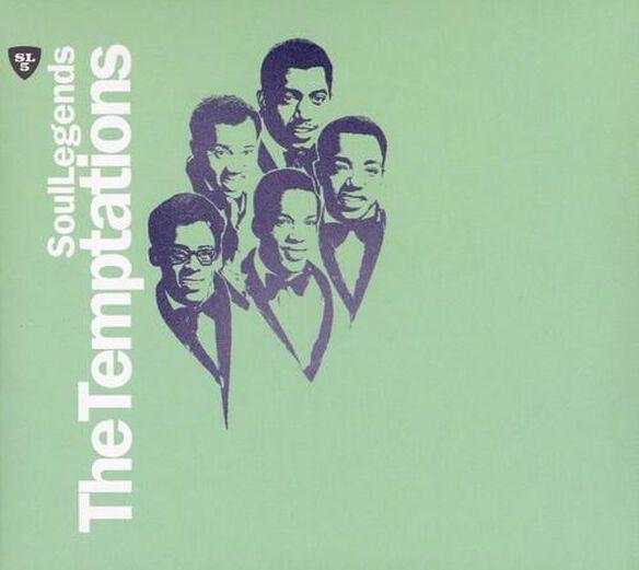 The Temptations - Soul Legends