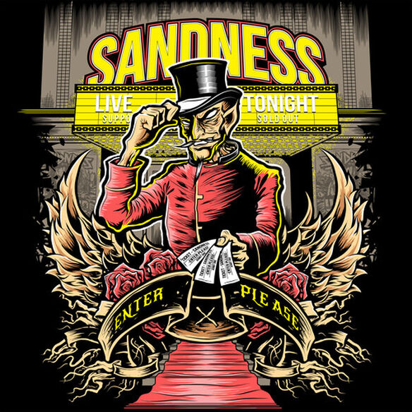 Sandness - Enter Please