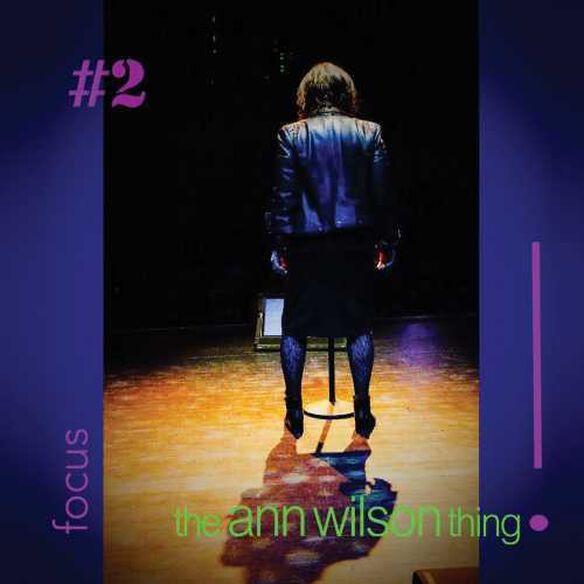 Ann Wilson - Ann Wilson Thing 2