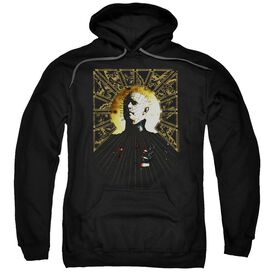 Hellraiser Pain Has No Face Adult Pull Over Hoodie