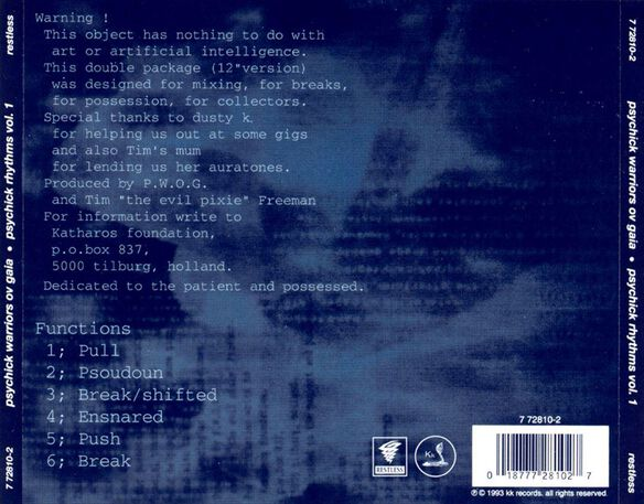 Rhythms Volume 1 194