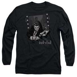 Dean Picture New York Long Sleeve Adult T-Shirt