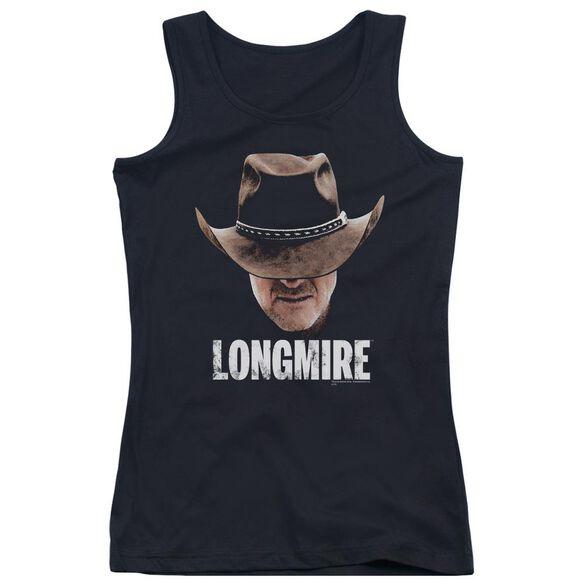 Longmire Long Haul Juniors Tank Top