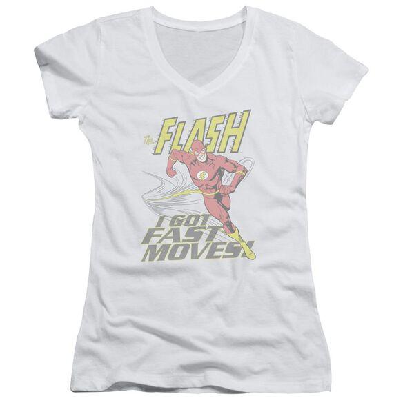 Dco Fast Moves Junior V Neck T-Shirt