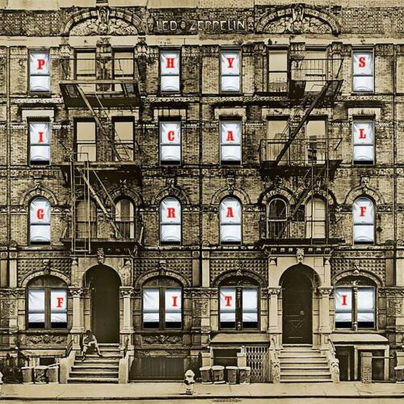 Physical Graffiti (Wb) (Rmst)