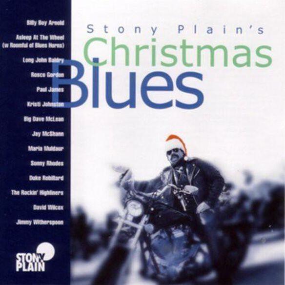 Various Artists - Stony Plain's Christmas Blues