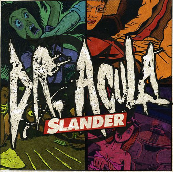 Dr. Acula - Slander