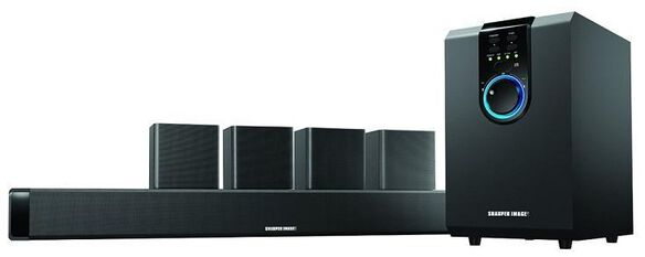 5.1 Home Theater Sound System With Bluetooth Subwoofer, Sound Bar