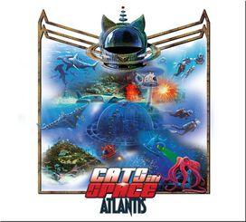 Cats in Space - Atlantis