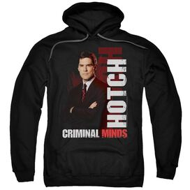Criminal Minds Hotch Adult Pull Over Hoodie