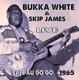 Skip James - Live at the Cafe Au Go Go