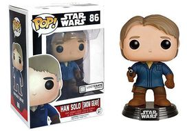 Star Wars - Han Solo Loot Crate Exclusive Funko Pop!
