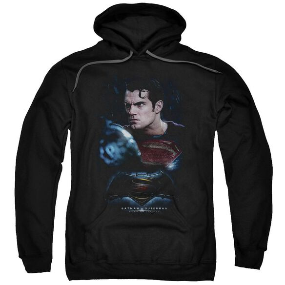 Batman V Superman Super Angry Adult Pull Over Hoodie