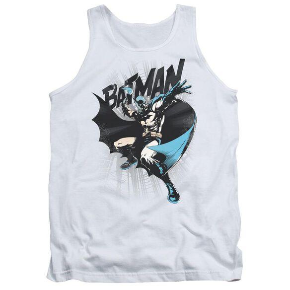 Batman Batarang Throw Adult Tank